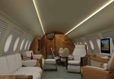 LINEAGE 1000 ECJ (Embraer Corporate Jet)